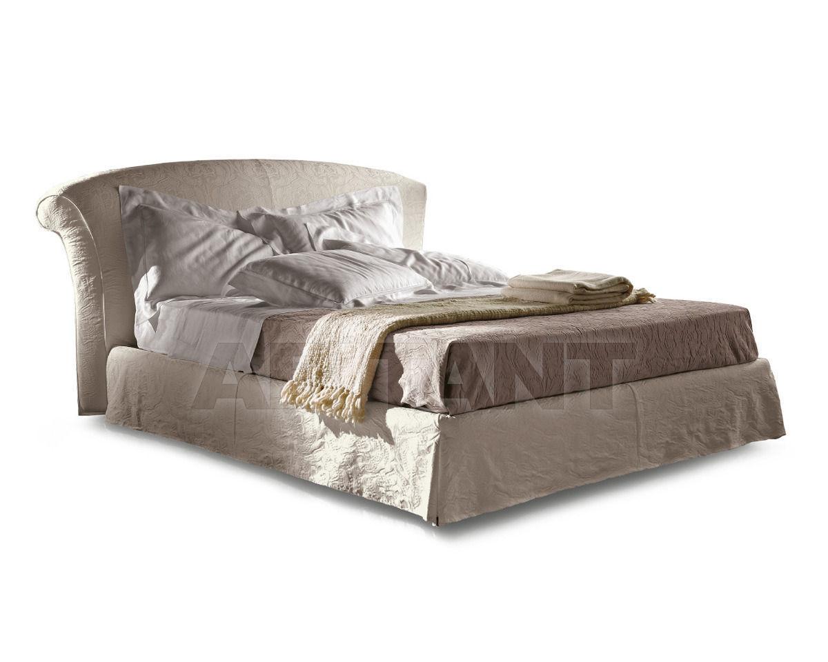 Купить Кровать Nicoline Letti OXFORD KILT CONTENITORE Matr. 180x200 1 Mov.