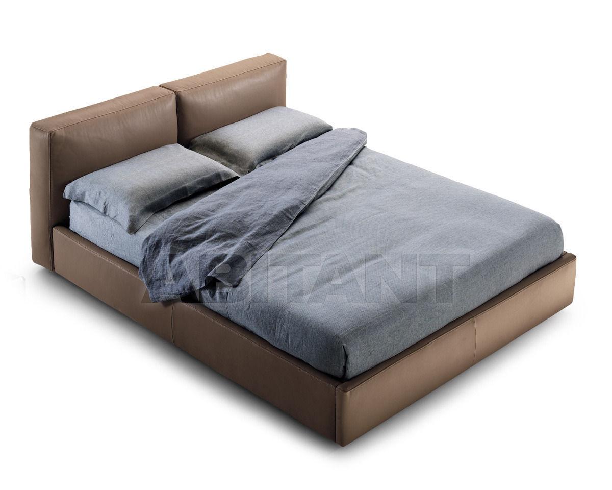 Купить Кровать Nicoline Letti SOFT CONTENITORE Matr. 180x200 1 Mov.