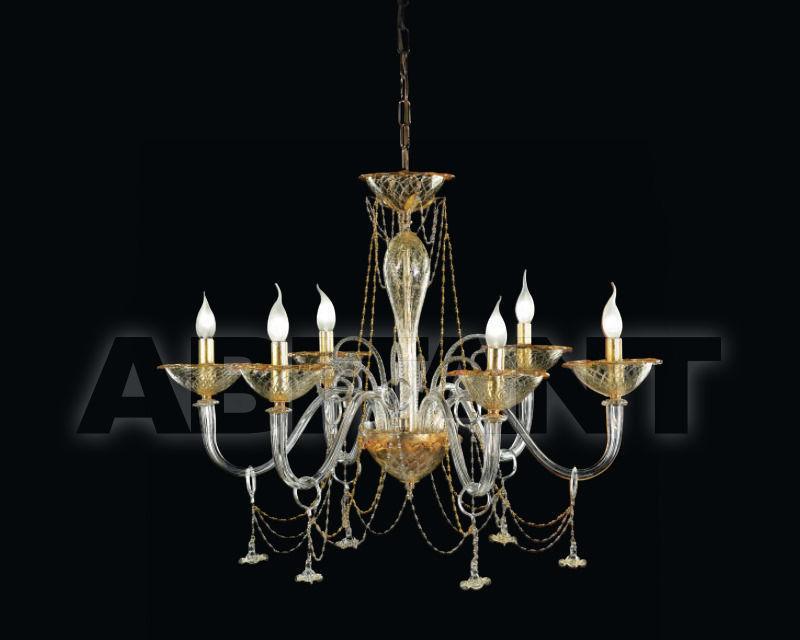 Купить Люстра Renzo del Ventisette & C. S.A.S Contemporanea L 14092/6