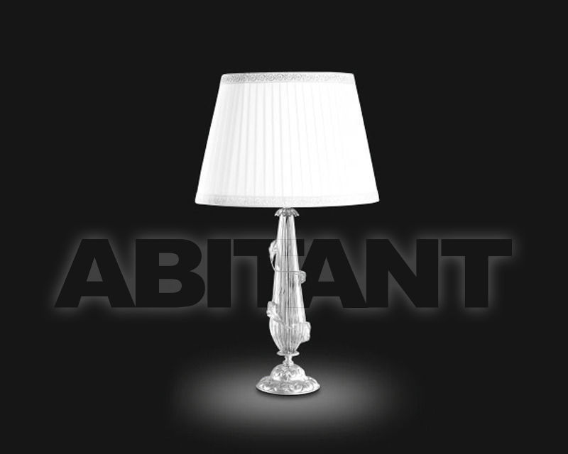 Купить Лампа настольная Renzo del Ventisette & C. S.A.S Contemporanea LSG 13926/1 White