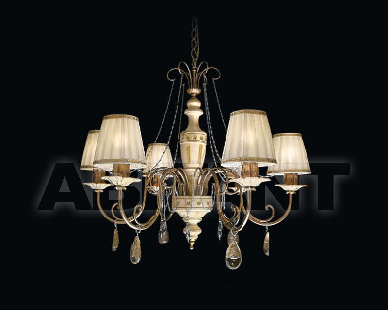 Купить Люстра Renzo del Ventisette & C. S.A.S Con Paralumi L 14170/6 CP