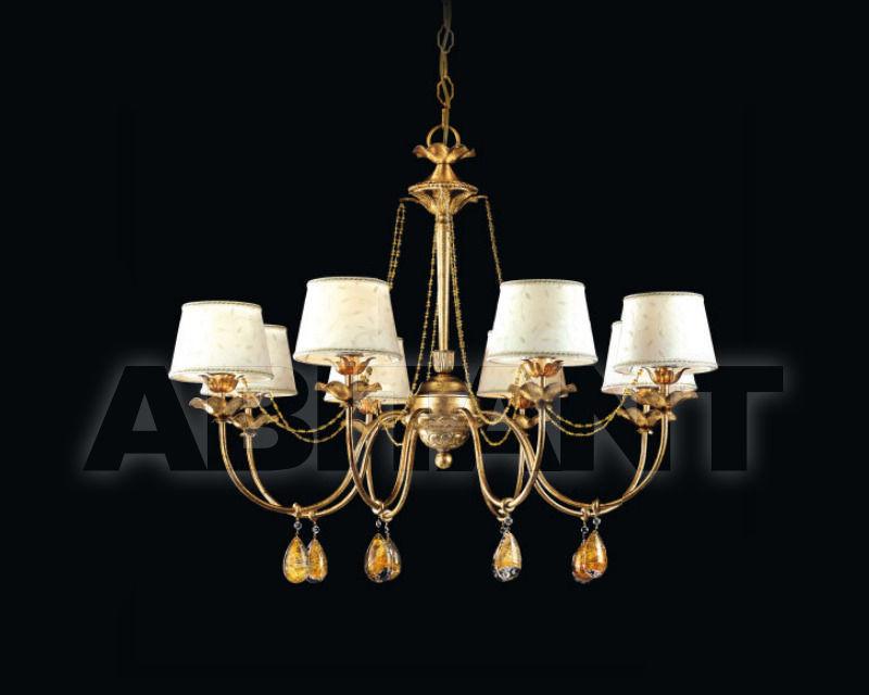 Купить Люстра Renzo del Ventisette & C. S.A.S Con Paralumi 14062/8
