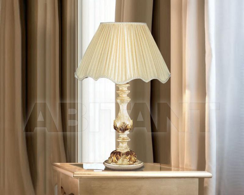 Купить Лампа настольная Renzo del Ventisette & C. S.A.S Legno LSG 13597/1