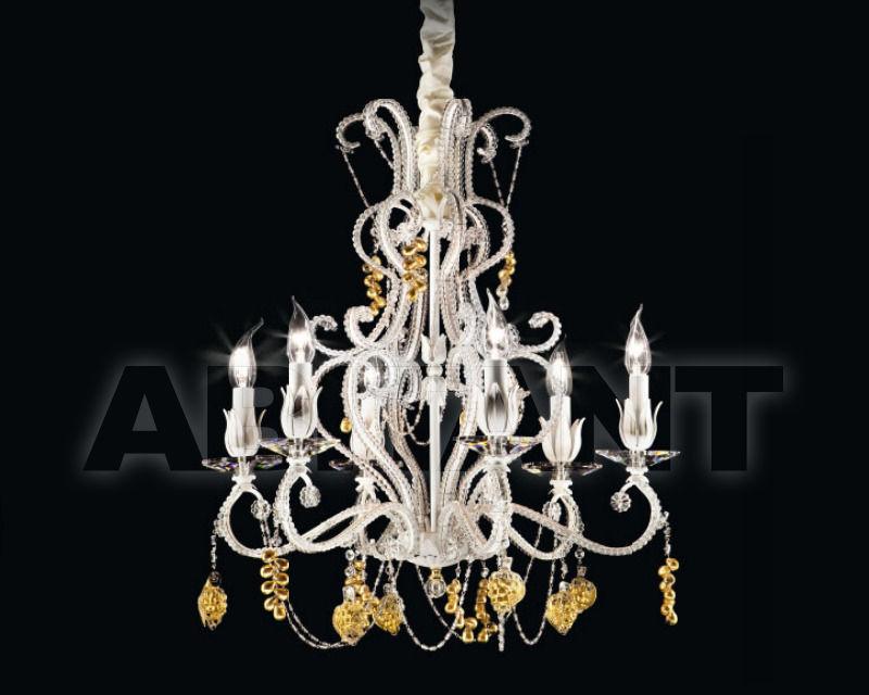 Купить Люстра Renzo del Ventisette & C. S.A.S Legno L 14342/6 SP