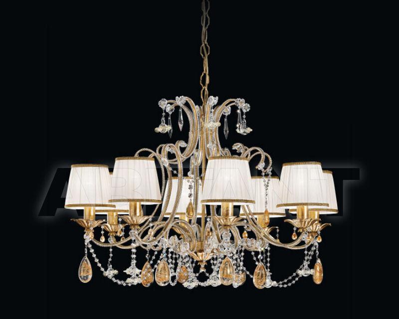 Купить Люстра Renzo del Ventisette & C. S.A.S Legno L 14337/8 CP