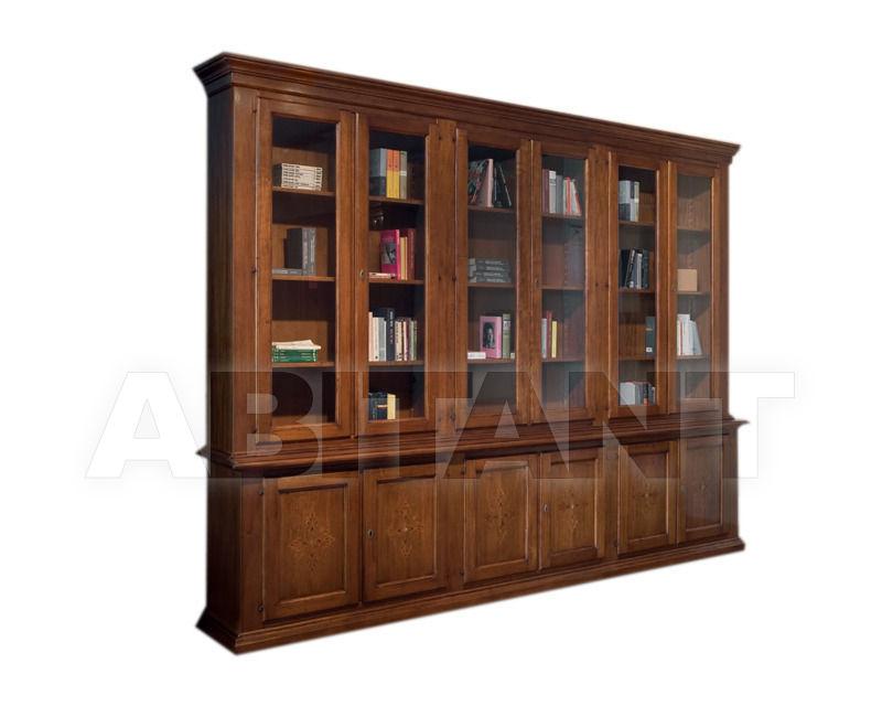Купить Библиотека Rudiana Interiors Firenze F037