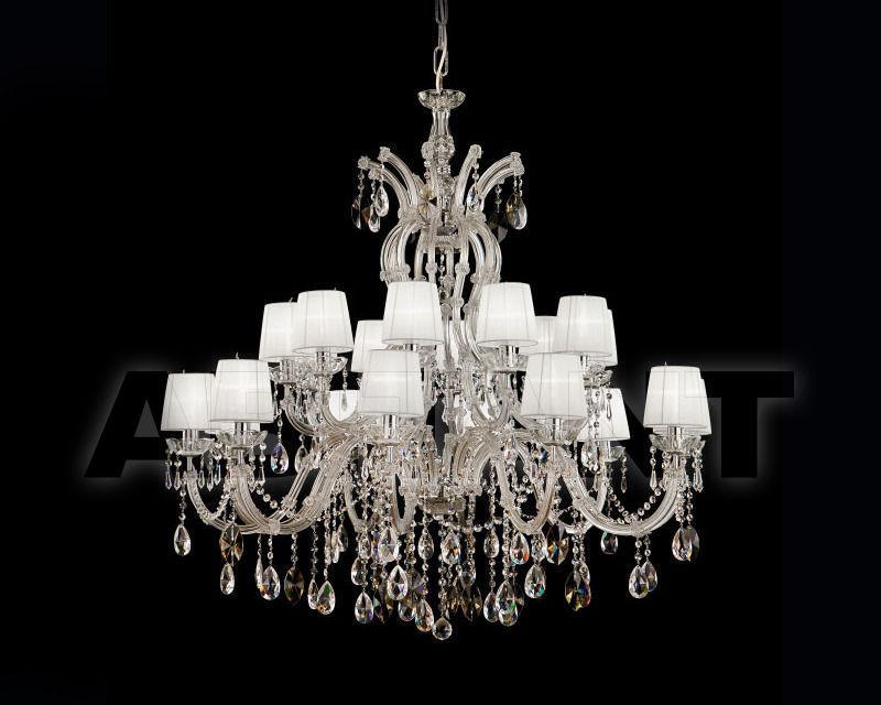 Купить Люстра Renzo del Ventisette & C. S.A.S Cristalli 14387/20 CP