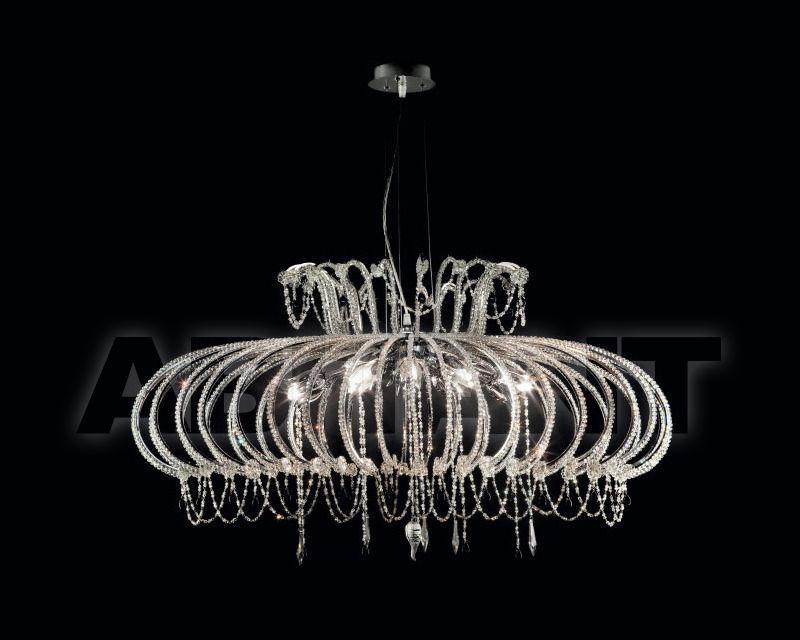 Купить Люстра Renzo del Ventisette & C. S.A.S Cristalli 14343/10 CR