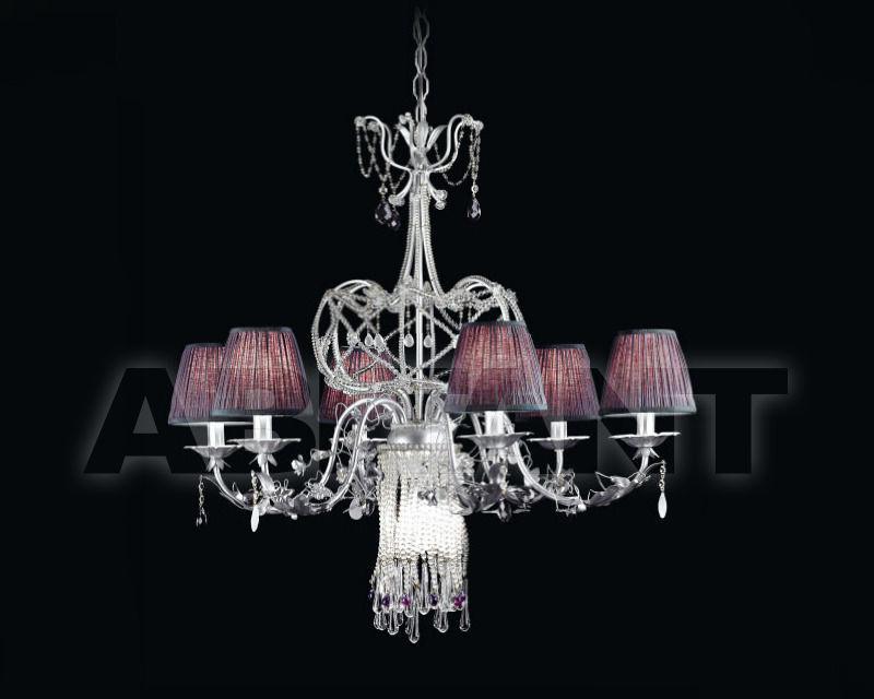 Купить Люстра Renzo del Ventisette & C. S.A.S Cristalli 14015/6+1