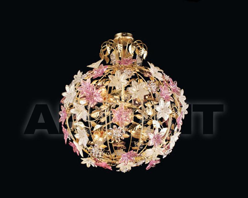 Купить Светильник Renzo del Ventisette & C. S.A.S Fusioni Di Bronzo L 14382/8 DEC 052