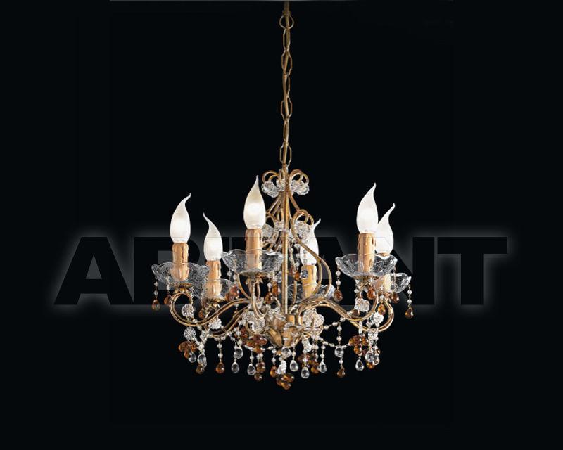 Купить Люстра Renzo del Ventisette & C. S.A.S Fusioni Di Bronzo L 13729/8