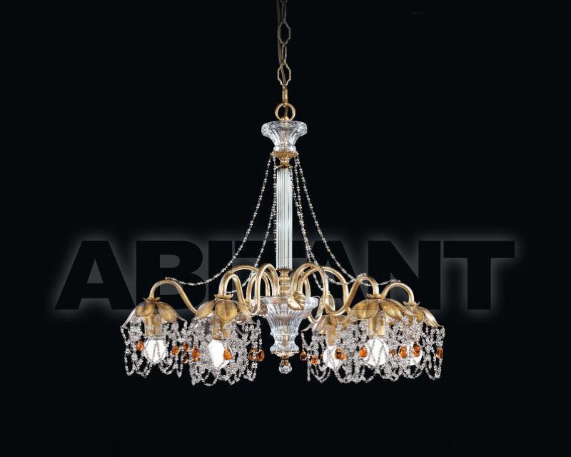 Купить Люстра Renzo del Ventisette & C. S.A.S Fusioni Di Bronzo L 13993/6