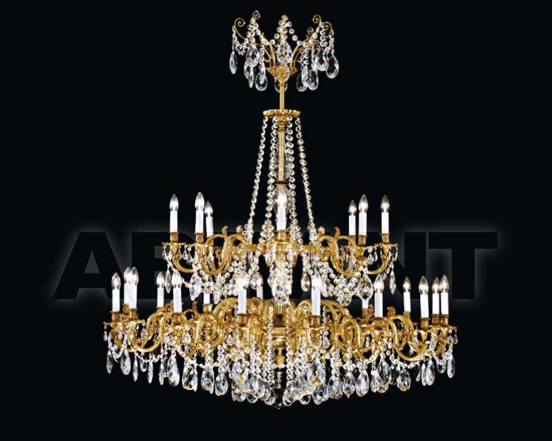 Купить Люстра Renzo del Ventisette & C. S.A.S Plafoniere L 10703/16+8