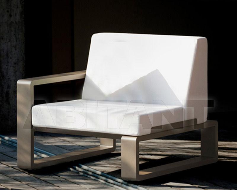 Купить Кресло для террасы GAUCHE Ego Paris Kama EM5CLB1_D 2
