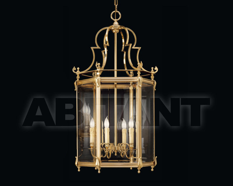 Купить Светильник Renzo del Ventisette & C. S.A.S Plafoniere LN 13156/6 G