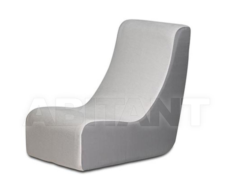 Купить Кресло для террасы PUZZLE DROITE Ego Paris Puzzle EM7PCL