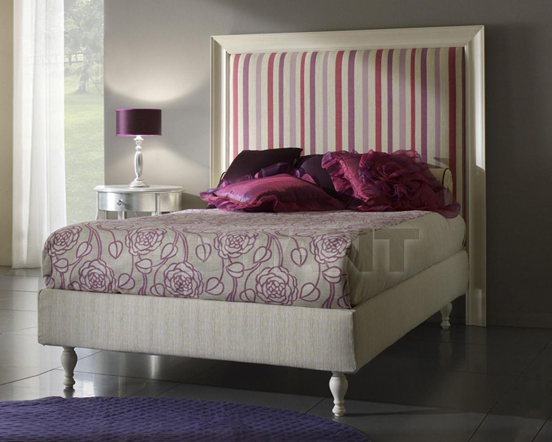 Купить Кровать Frida120 Stile Italia I.S. interior space s.r.l. Night 031120 + 031103