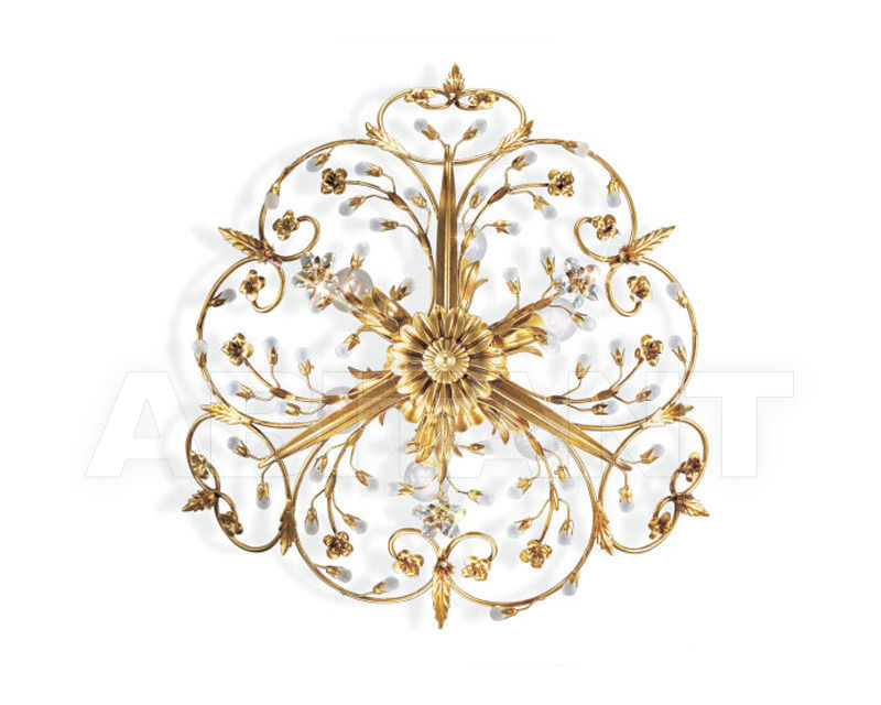Купить Светильник Renzo del Ventisette & C. S.A.S Plafoniere PL 13323/6
