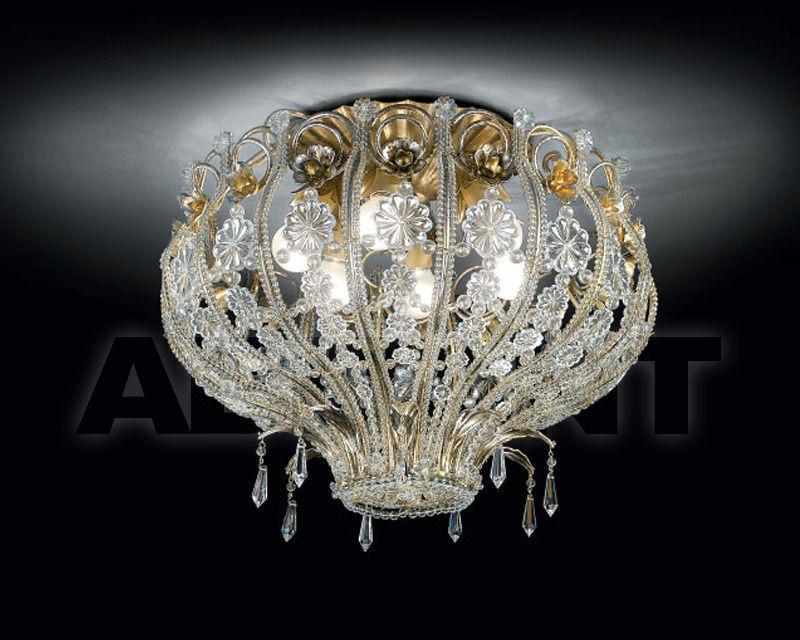 Купить Люстра Renzo del Ventisette & C. S.A.S Plafoniere PL 14135/8