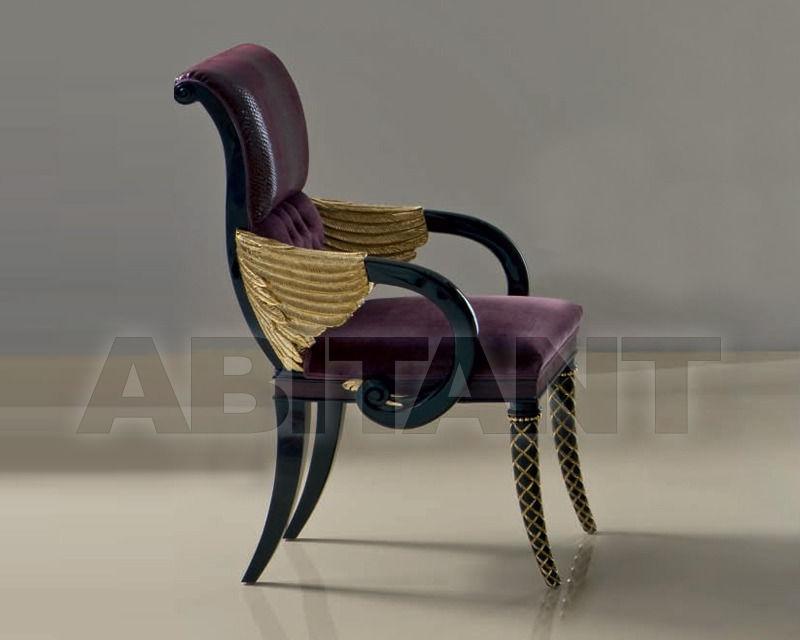 Купить Стул с подлокотниками Rudiana Interiors Immagine I012/B