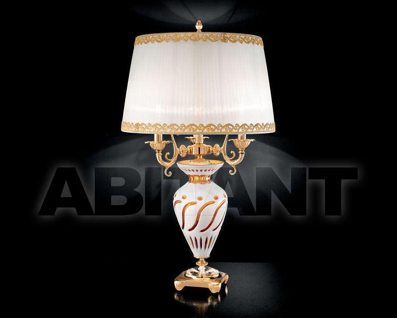 Купить Лампа настольная Renzo del Ventisette & C. S.A.S Lampade Da Tavolo LSG 14415/3
