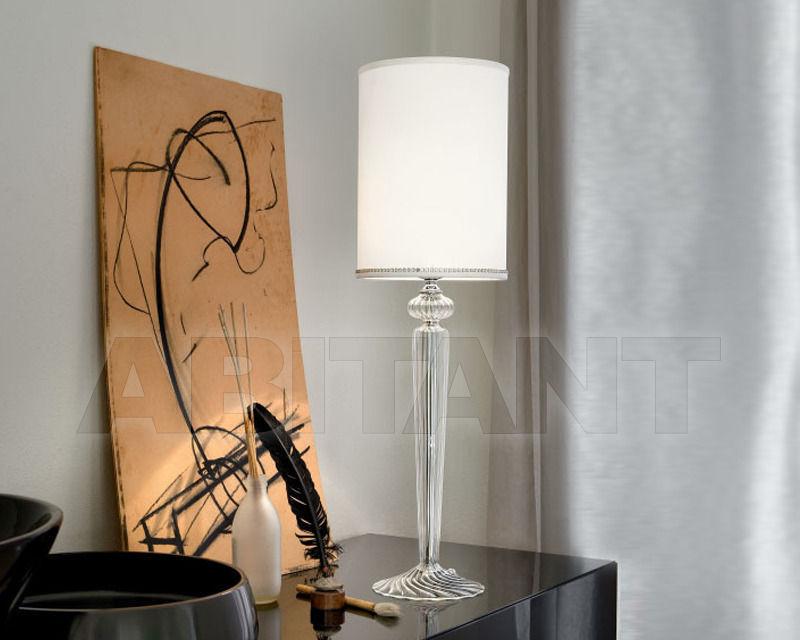 Купить Лампа настольная Renzo del Ventisette & C. S.A.S Lampade Da Tavolo LSG 14349/1 White