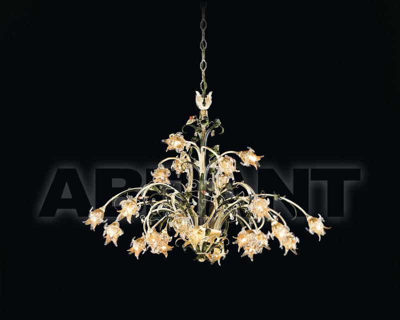 Купить Люстра Renzo del Ventisette & C. S.A.S Floreale L 14083/24