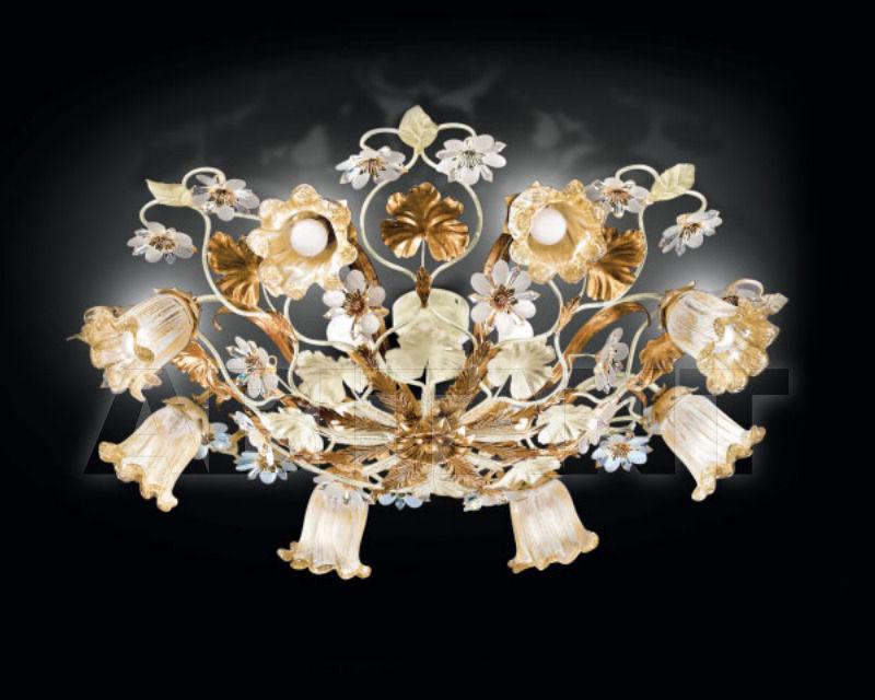 Купить Люстра Renzo del Ventisette & C. S.A.S Floreale PL 13261/8+4