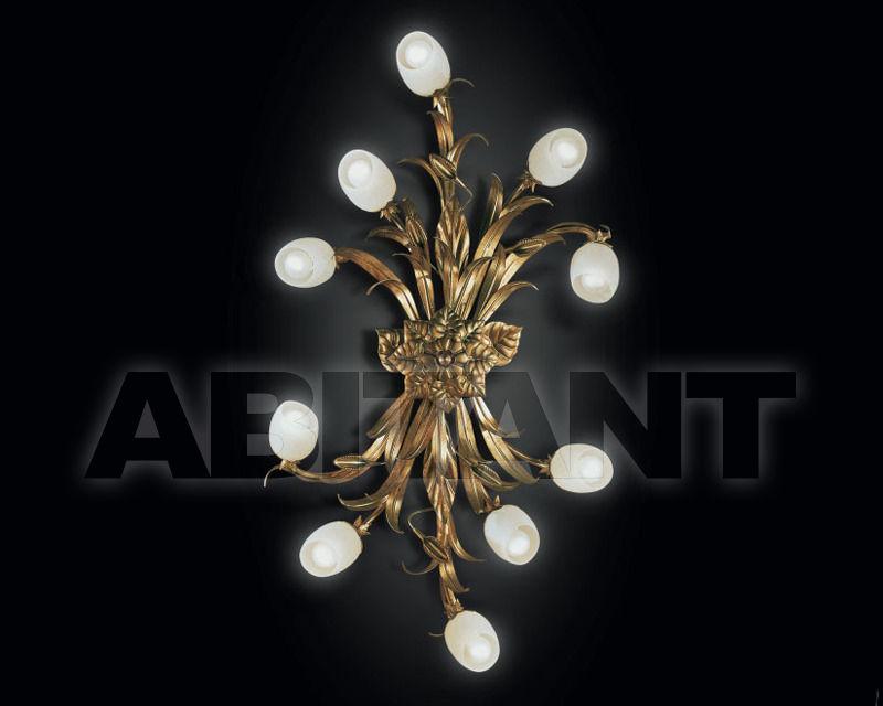 Купить Бра Renzo del Ventisette & C. S.A.S Floreale PL 13571/10