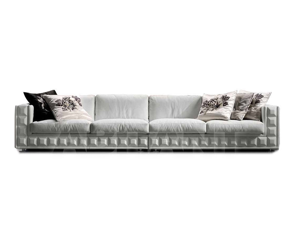 Купить Диван Formerin Charming And Luxurious Mood GORDON PLUS 2 x Divano terminale/Sofa with one arm cm. 190