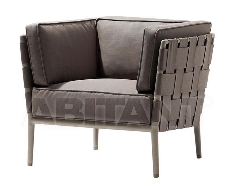 Купить Кресло для террасы Conic  Cane Line 2014 8439TSB