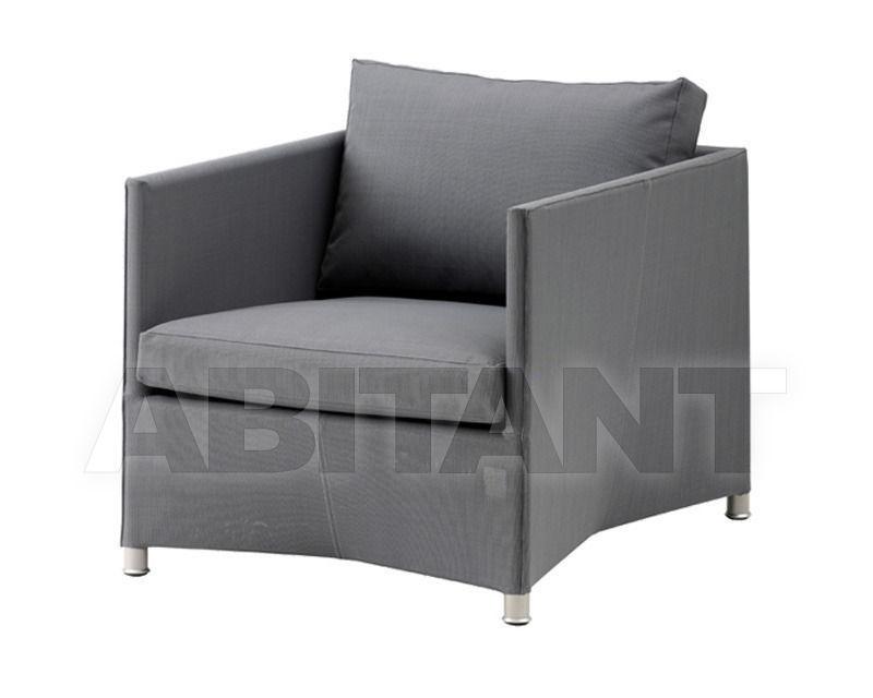 Купить Кресло для террасы Diamond  Cane Line 2014 8402TXG