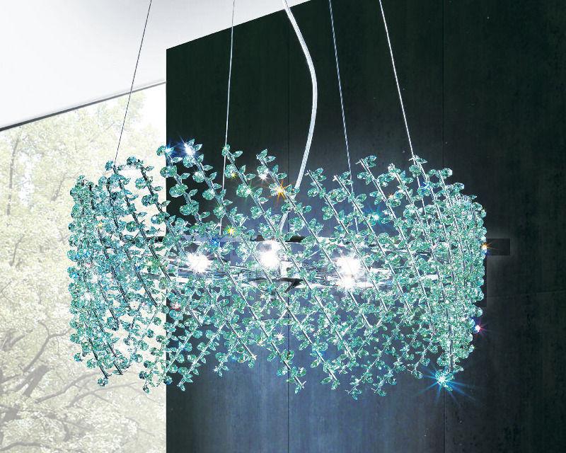 Купить Светильник Renzo del Ventisette & C. S.A.S Shineplus L 14218/8 SW COL 2