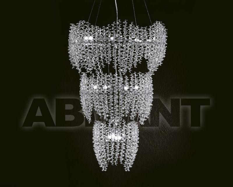 Купить Люстра Renzo del Ventisette & C. S.A.S Shineplus L 14218/18 SW