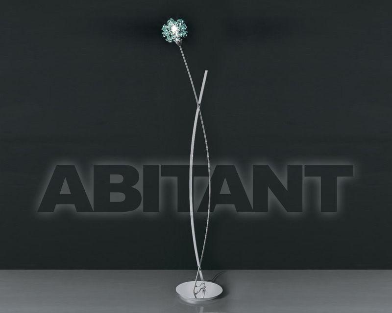 Купить Торшер Renzo del Ventisette & C. S.A.S Shineplus LT 14287/1 SW COL