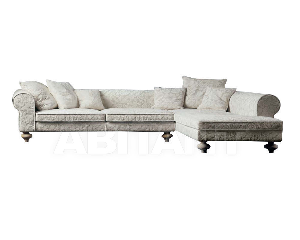 Купить Диван Formerin Сontemporary Classic JOYCE Vogue Divano terminale Sofa with 1 am + Caise longue