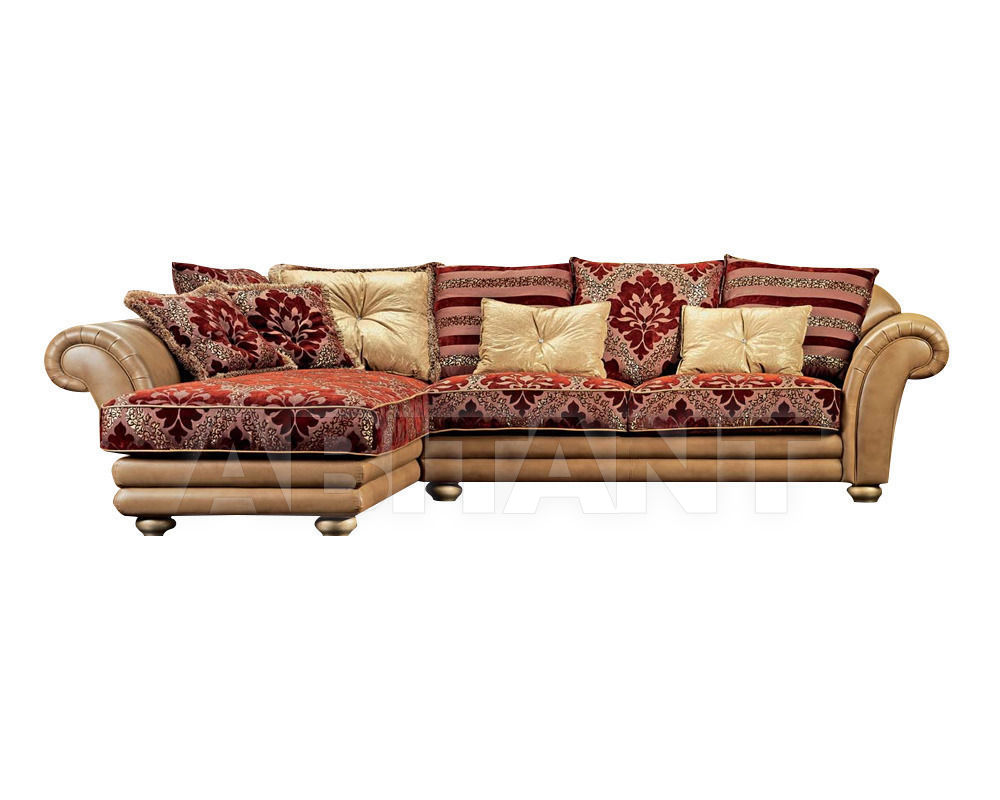 Купить Диван Formerin Сontemporary Classic RAMON Divano terminale Sofa with 1 arm + Chaise longue