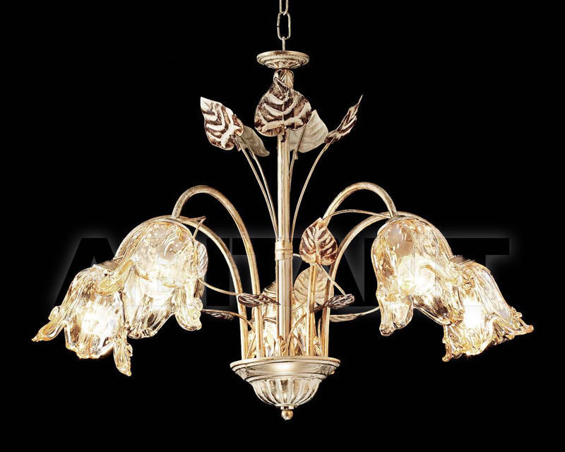 Купить Люстра Ciciriello Lampadari s.r.l. Lighting Collection 2480 lampadario 5 luci