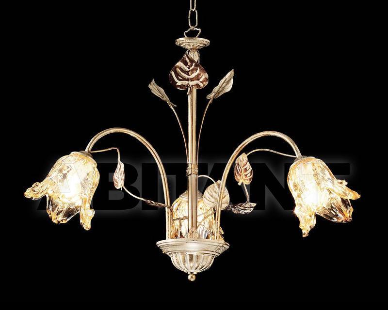 Купить Люстра Ciciriello Lampadari s.r.l. Lighting Collection 2480 lampadario 3 luci