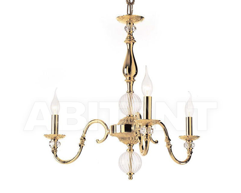 Купить Люстра Ciciriello Lampadari s.r.l. Lighting Collection DEBORA lampadario 3 luci