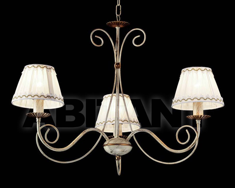 Купить Люстра Ciciriello Lampadari s.r.l. Lighting Collection 2190 lampadario 3 luci