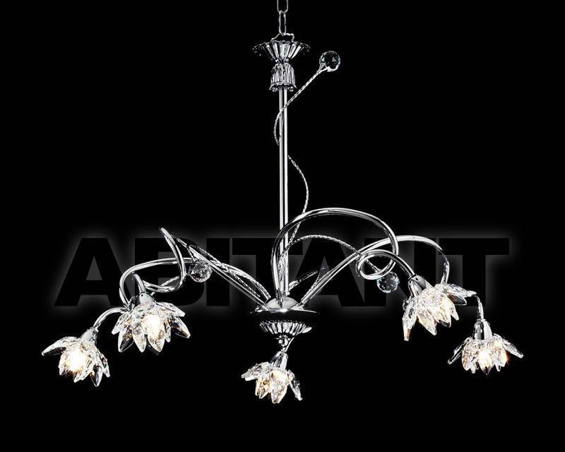 Купить Люстра Ciciriello Lampadari s.r.l. Lighting Collection 2012 cromo lampadario 5 luci