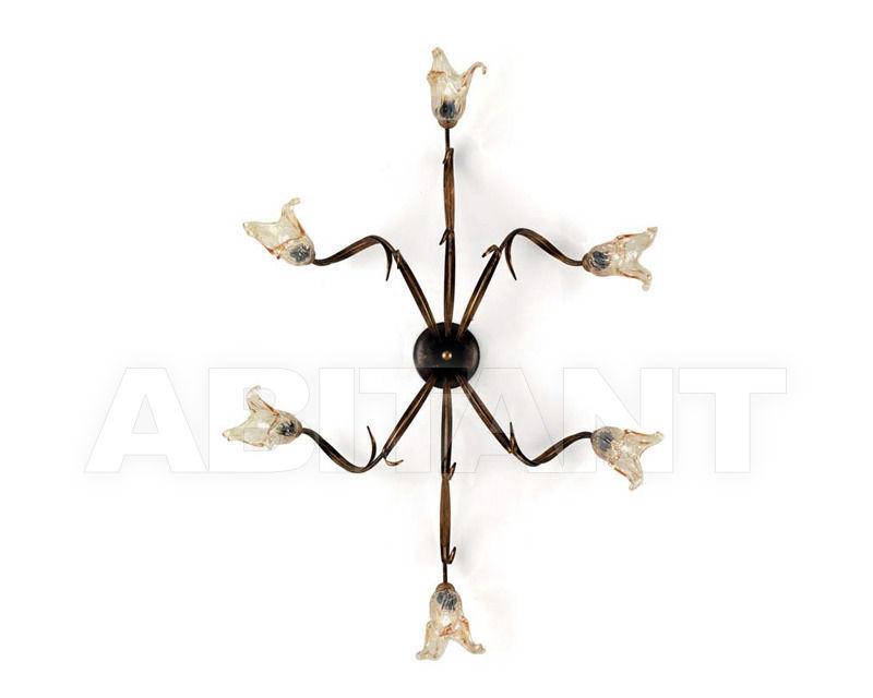Купить Люстра Ciciriello Lampadari s.r.l. Lighting Collection PESARO plafoniera 6 luci