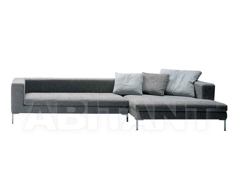 Купить Диван Formerin Contemporary Modern DELON Divano terminale/Sofa with 1 arm + Chaise large