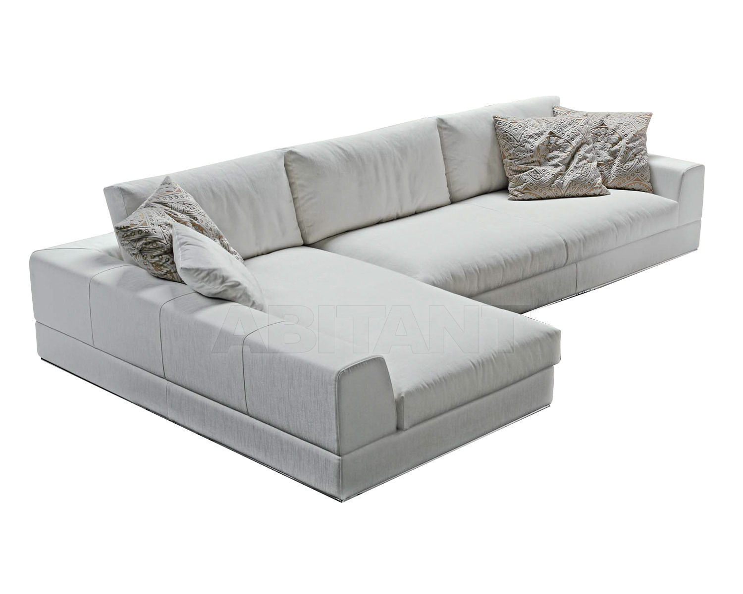 Купить Диван Formerin Contemporary Modern MY WAY Divano terminale/Sofa with 1 arm + Chaise longue 1