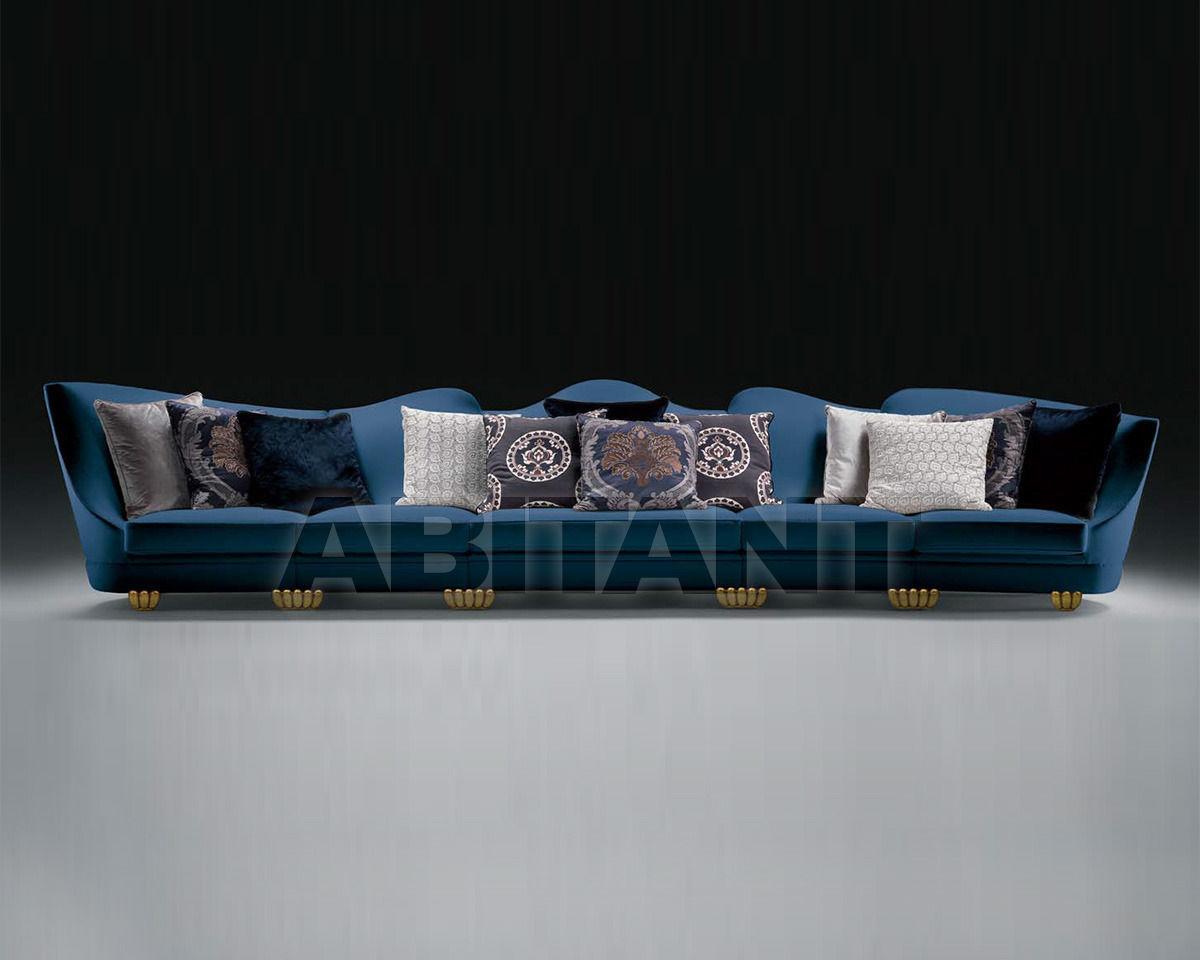 Купить Диван Elledue Ludovico S 379 SX+S 375 DX+S 376+S 375 SX+S 378 DX