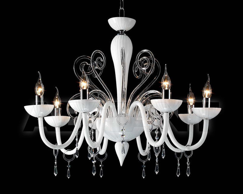 Купить Люстра Ciciriello Lampadari s.r.l. Lighting Collection KLEO lampadario 8 luci