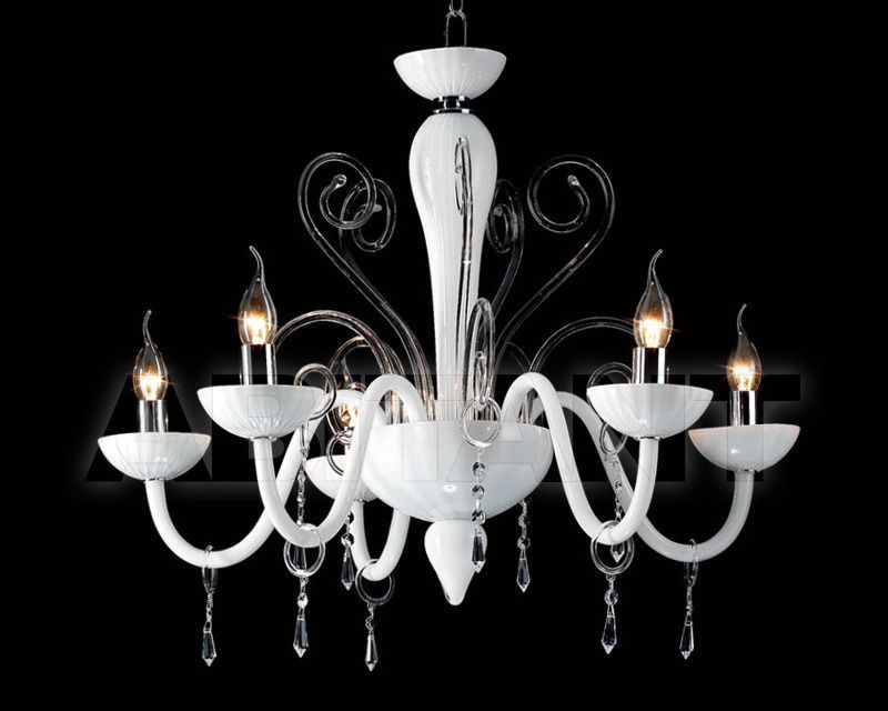 Купить Люстра Ciciriello Lampadari s.r.l. Lighting Collection KLEO lampadario 5 luci
