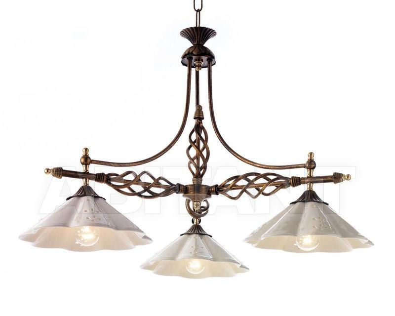 Купить Люстра Ciciriello Lampadari s.r.l. Lighting Collection PIGNA sospensione 3 luci