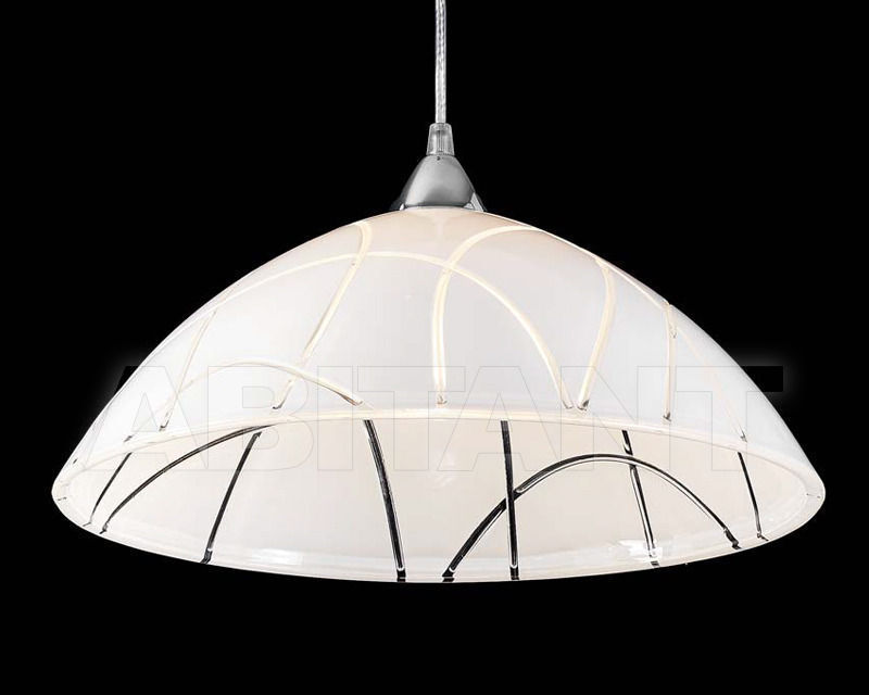Купить Светильник Ciciriello Lampadari s.r.l. Lighting Collection 645 bianco sospensione dm.40
